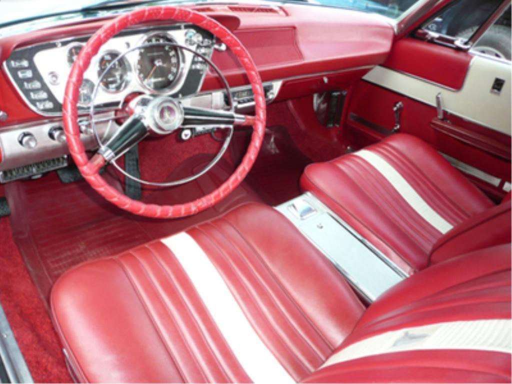 Image 2 1963 Plymouth Sport Fury Convertible