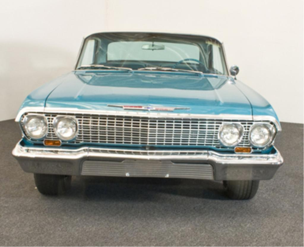 1963 Chevrolet Impala Hardtop Coupe Chevy Ignition Wiring For Image 1