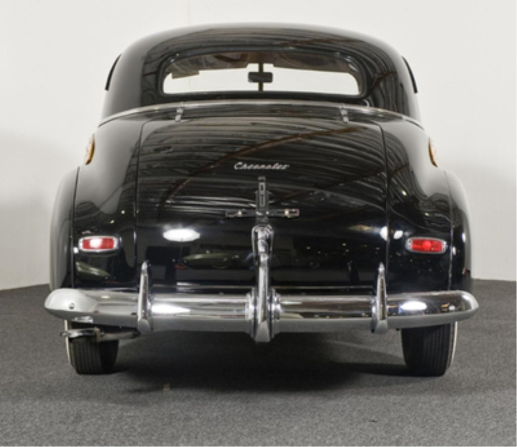 1946 Chevrolet Country Club Business Coupe