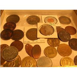 Collection Masonic Coins