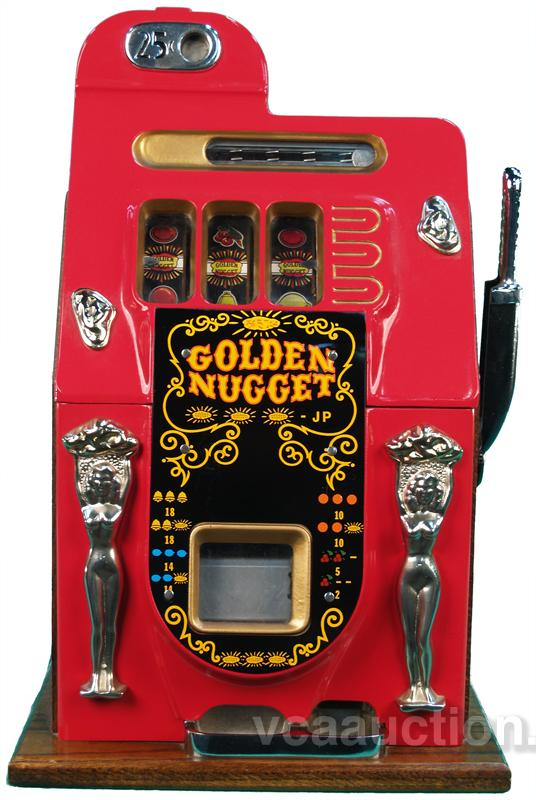 nugget machine