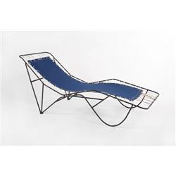 Pipsan saarinen swanson chaise lounge circa 1950 for 1950 chaise lounge