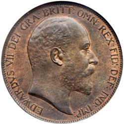 Great Britain. Penny, 1902