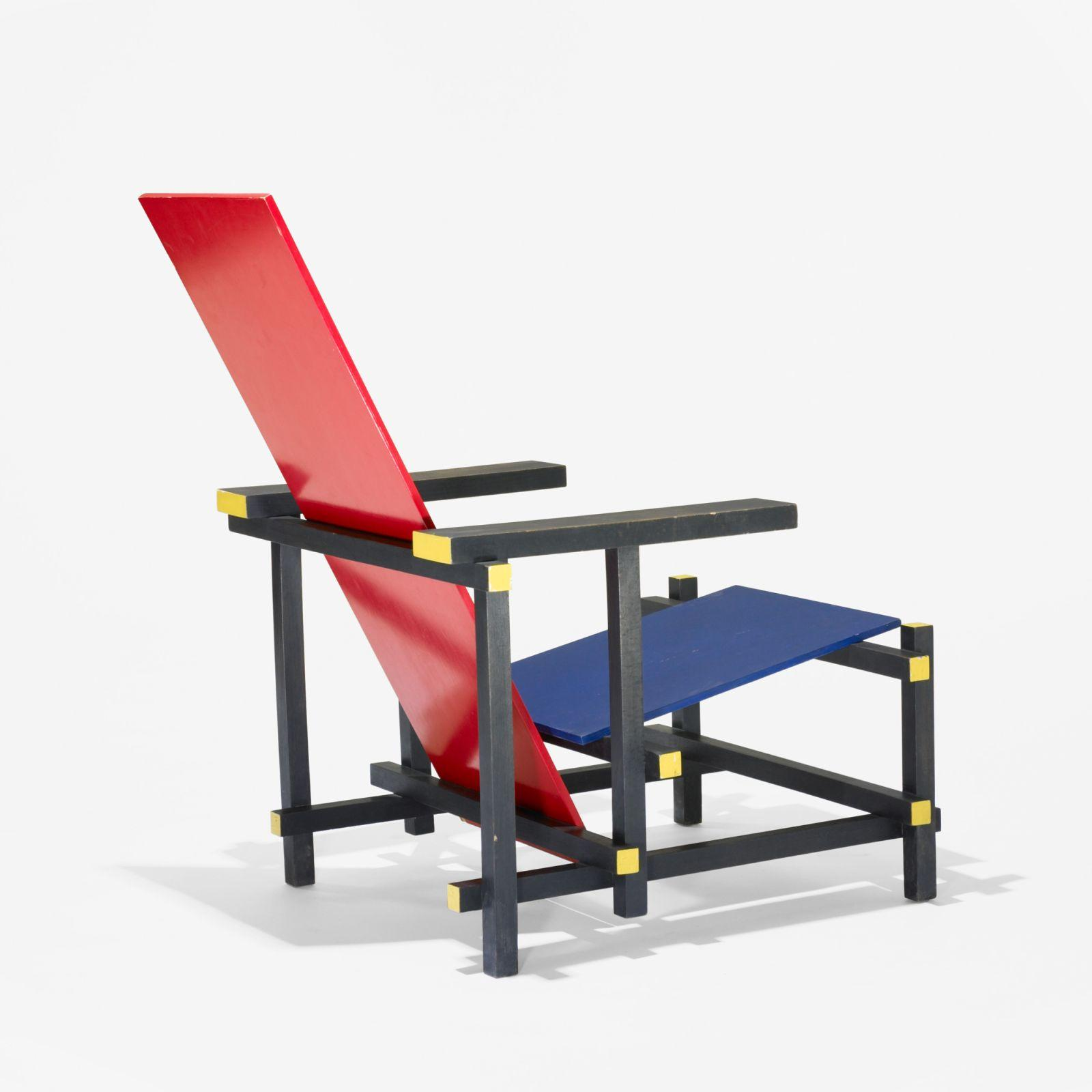Gerrit rietveld chair for sale - Gerrit Rietveld Chair For Sale