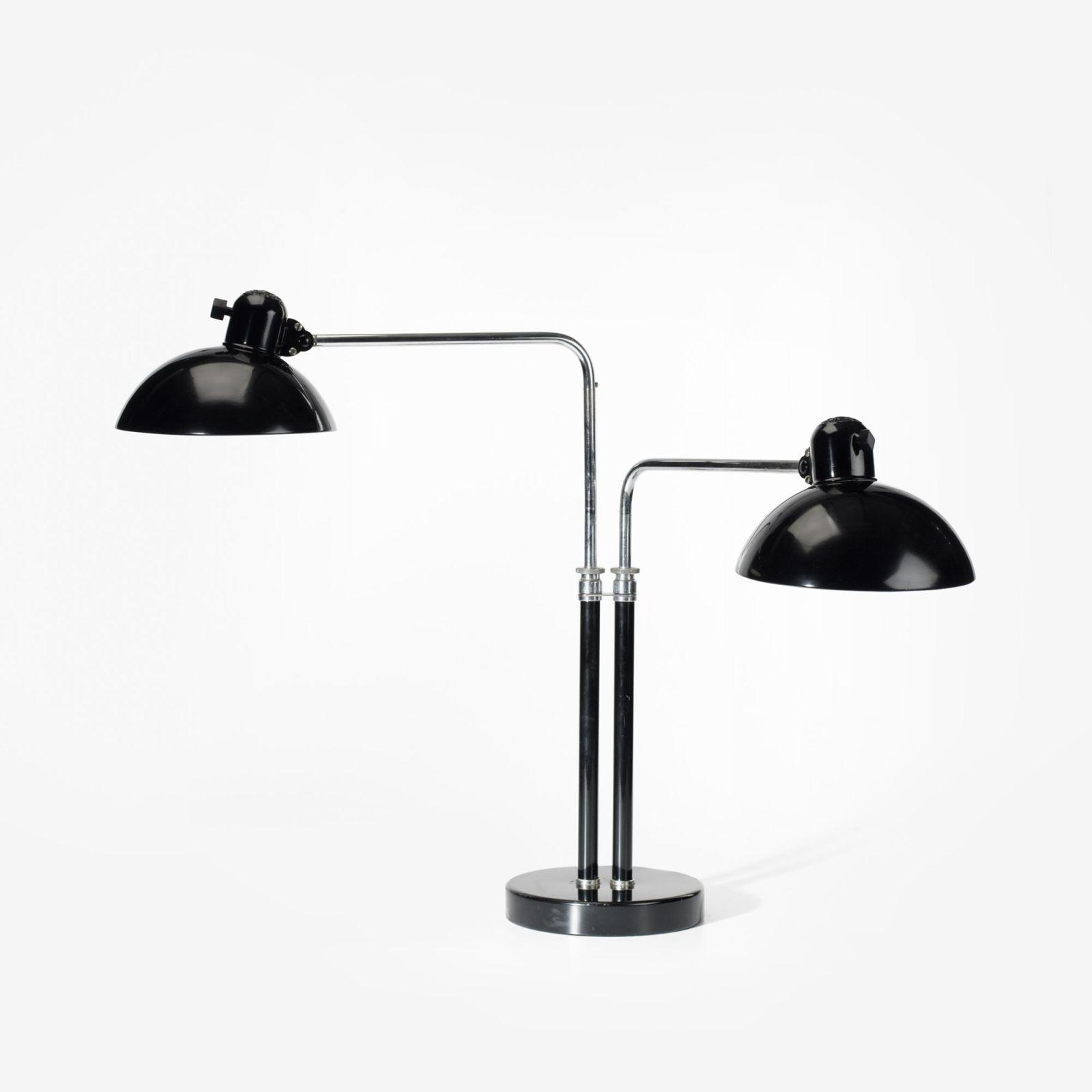 Christian dell double dell table lamp model 6580 geotapseo Gallery