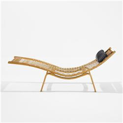 hans wegner hammock chaise lounge. Black Bedroom Furniture Sets. Home Design Ideas
