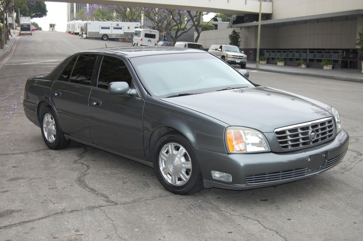 2005 cadillac deville. Cars Review. Best American Auto & Cars Review