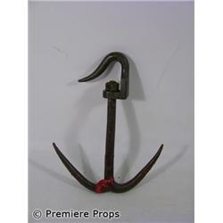 Midnight Meat Train Metal Meat Hook Movie Props