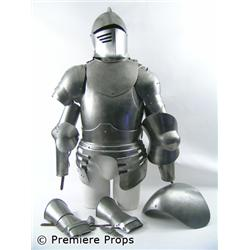 A Knight's Tale Sir William Thatcher (Heath Ledger) Armor Movie Costumes