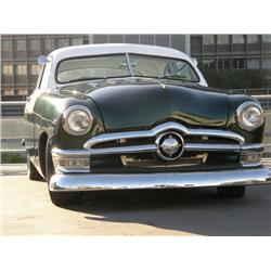 1950 Ford 2 Door Business Coupe
