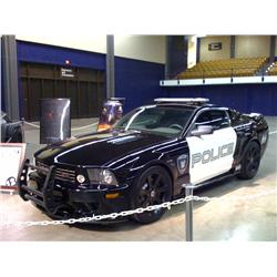 "2005 Saleen Mustang  - ""Barricade"" from Transformers"
