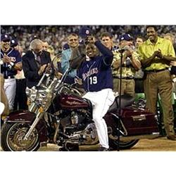 2002 Harley Davidson Road King - Owned by Tony Gwynn (of the San Diego Padres)