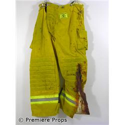 Quarantine George Fletcher's (Johnathon Schaech) Fireman Movie Costumes