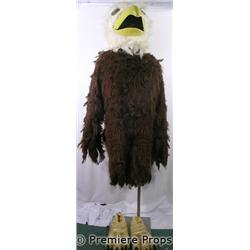 Fired Up Eagles Mascot Movie Costumes