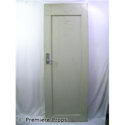Knowing 1959 School Grey Wooden Door Movie Props