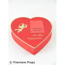 My Bloody Valentine 3-D Valentine's Heart Gift Movie Props