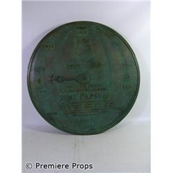 Knowing Hero Time Capsule Seal Movie Props