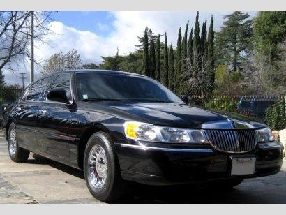 2001 Lincoln Town Car Cartier L Series Loading Zoom