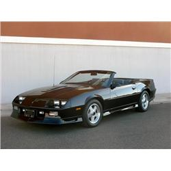 1992 Chevy Camaro Z28 Convertible