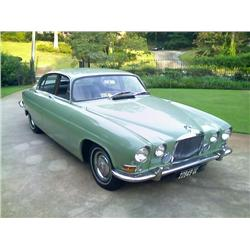 1966 JAGUAR 4.2 MARK X GRAND SALON