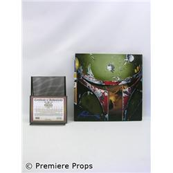 Star Wars Boba Fett Picture Canvas