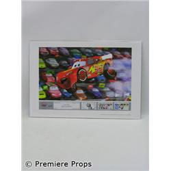 Cars Lightning McQueen Air McQueen Animation Still