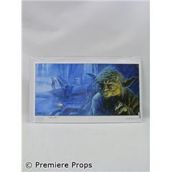 Star Wars Anticipation of Hope Print