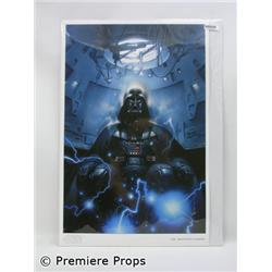 Star Wars Meditation Chamber Print
