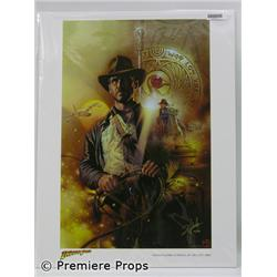 Indiana Jones Raiders of the Lost Ark Print