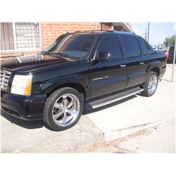 2003 Cadillac Escalade Exterior - Once Owned by Vin Diesel!