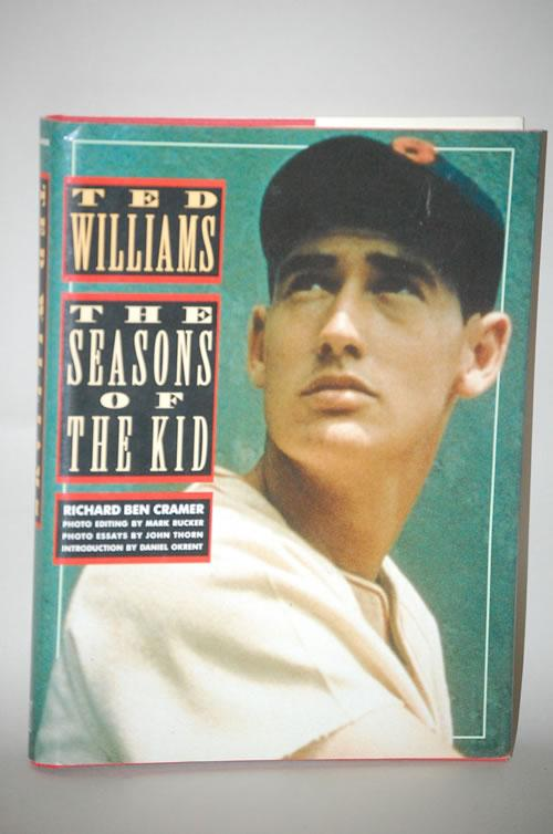 The Kid Ted Williams Book