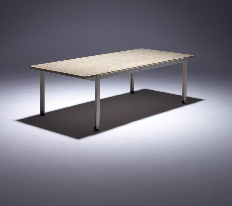 Knoll Marble Coffee Table: Marble Coffee Table