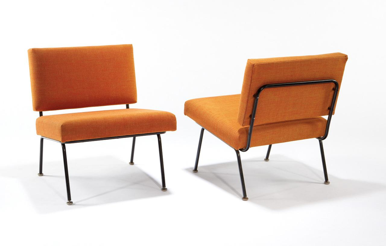 Florence Knoll - Knoll - Settee & two chairs