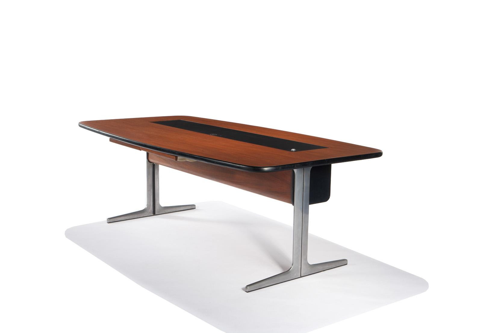 George nelson herman miller action office conference desk - Herman miller office desk ...