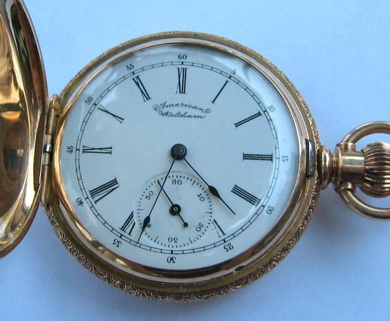 from Jace dating american waltham pocket watches