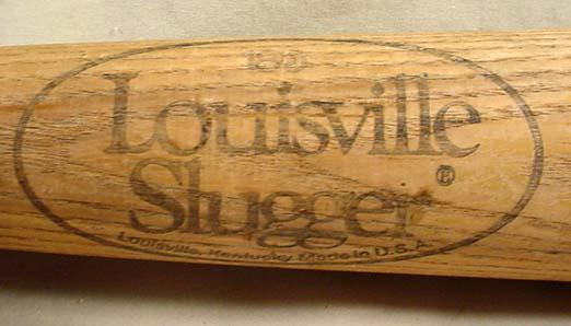 dating louisville slugger bats A guide to help date your yankee stadium bat day baseball bat with pictures   bradsby changes to the louisville slugger logo center brand, still using the.