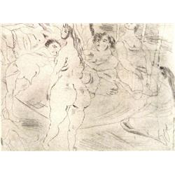 Jules Pascin, French and Bulgarian art