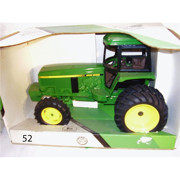 ertl big farm tractor with grain cart instructions