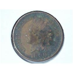 1900 Indian Head Cent (Full Liberty)