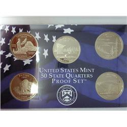 2005 US 50 State Quarters Proof Set