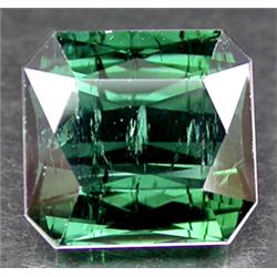 9.75ct Emerald Cut Green Tourmaline (GEM-4795)