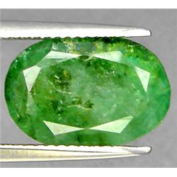 4.98ct RARE Top AAA  Natural Green Emerald (GEM-8250)