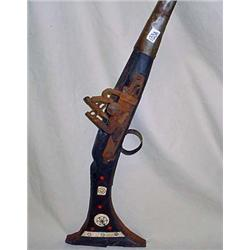 ANTIQUE ARAB MUSKET CAMEL GUN