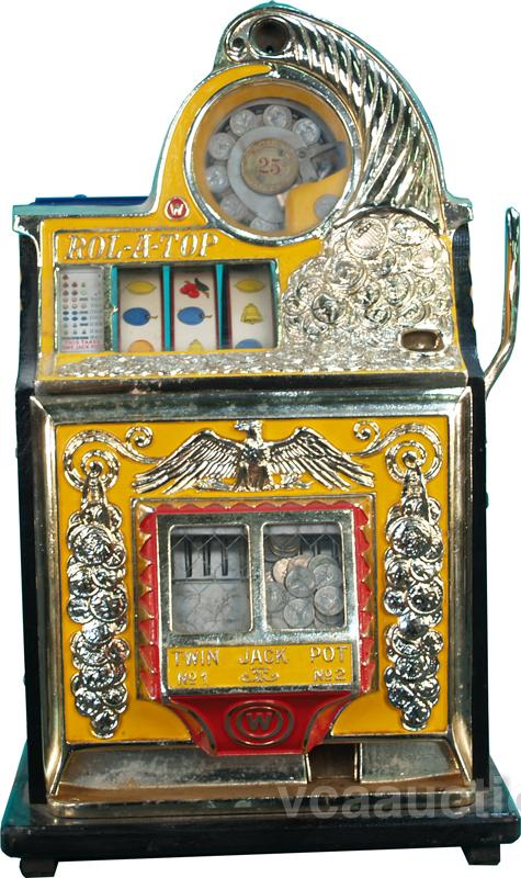 Rol a top slot machine price