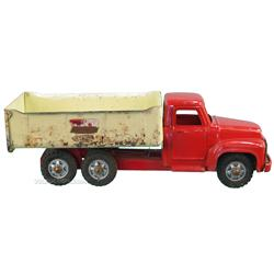 Buddy 'L' Heavy Hauling Pressed Metal Dump Truck - 21""