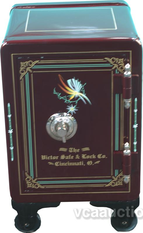 Antique Safe Restoration Decals Best 2000 Antique Decor