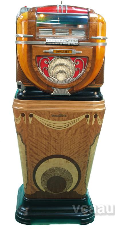 wurlitzer jukebox model 81 w reproduction stand bomba. Black Bedroom Furniture Sets. Home Design Ideas