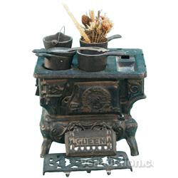 Salesman Sample Size Cast-Iron Stove  Nevada Centennial