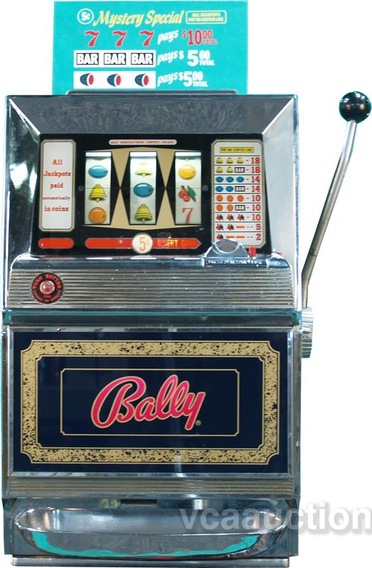 bally slot machine parts for sale