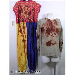 Halloween II Young Michael Myers (Chase Wright Vanek) Bloody Movie Costumes